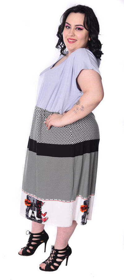Sukienka Eiffla