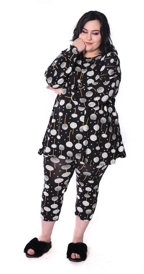 Piżama w dmuchawce