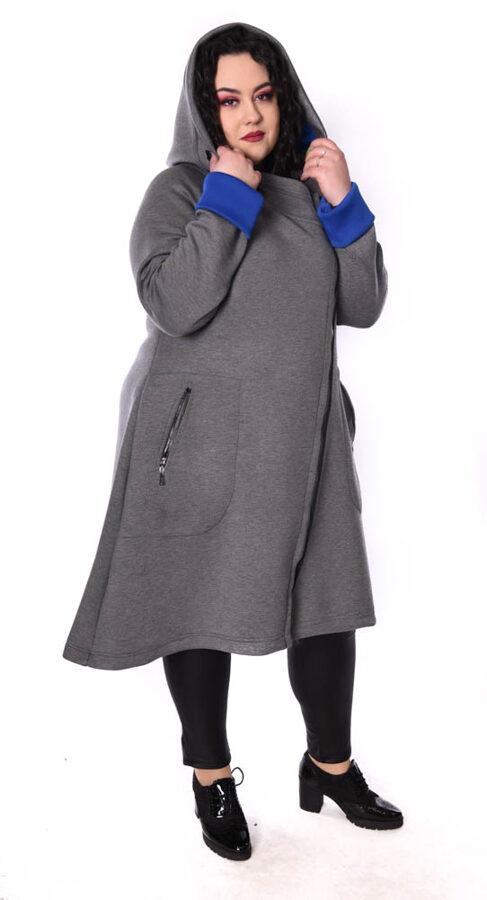 Płaszcz pianka z Chabrem
